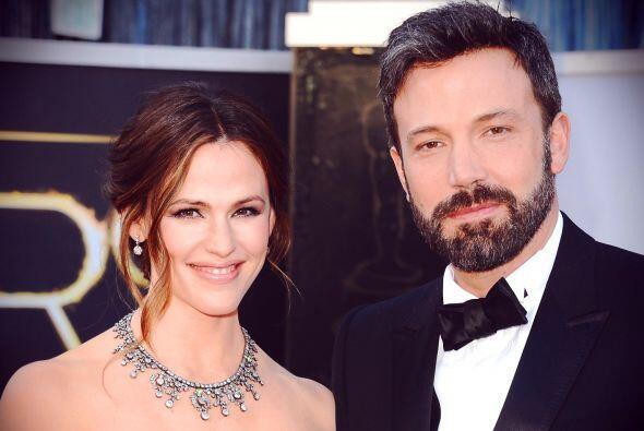 Ben Affleck y Jennifer GarnerEllos se conocieron mientras filmaban la pe...