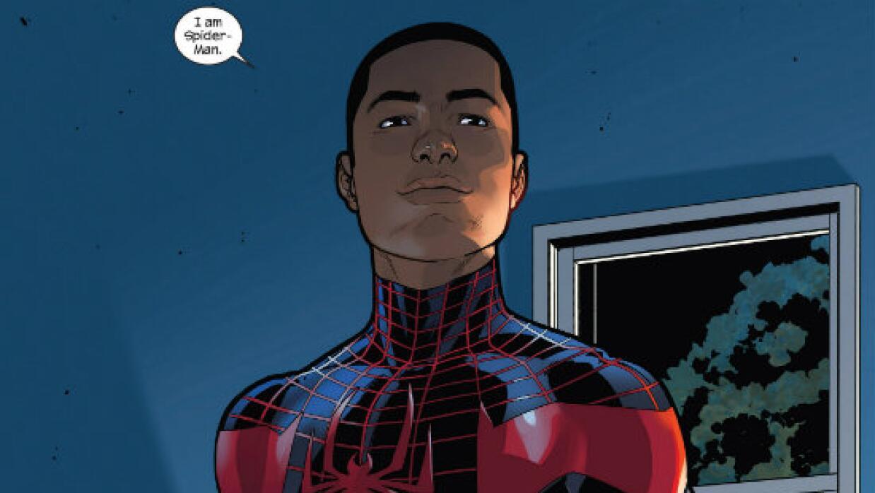 Spider-Man Multiracial