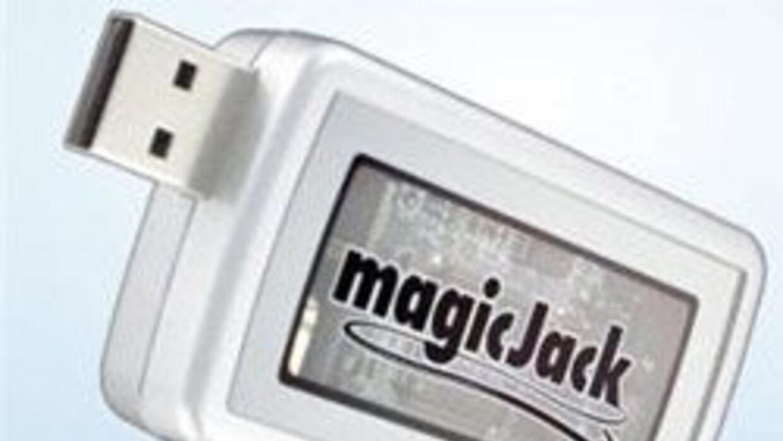 MagicJack es un nuevo gadget presentado en el CES 2010 para hacer llamad...