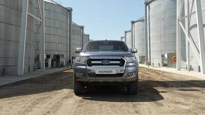 La Ford Ranger global en imágenes