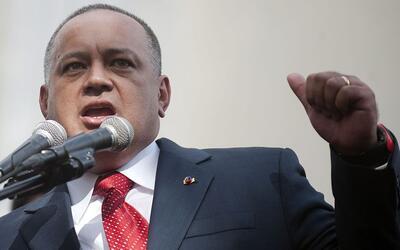DIputado chavista Diosdado Cabello