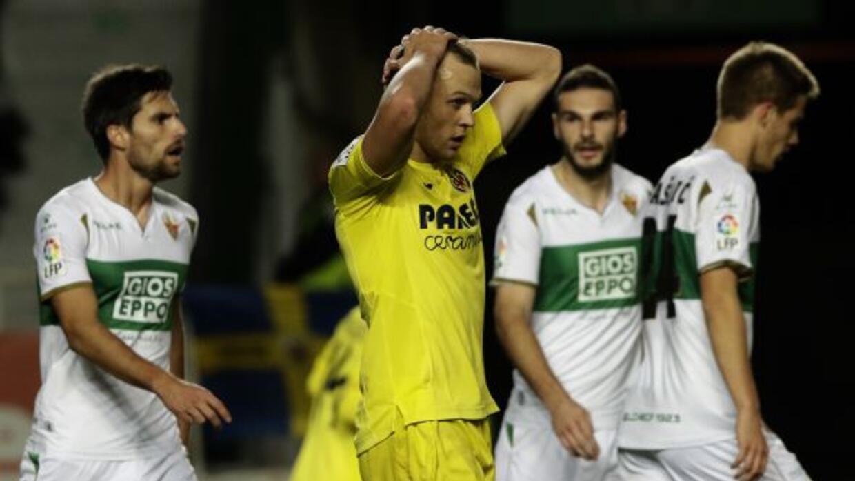 El conjunto amarillo estuvo en ventaja 2-0 pero no supo conservar el tri...
