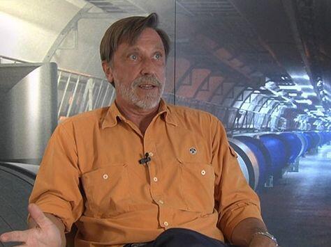 Alvaro de Rújula, científico, investigador y físico...