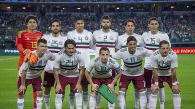 Las calificaciones de la Selección Mexicana en su amistoso ante Croacia