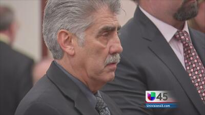 Víctor Treviño se declara culpable