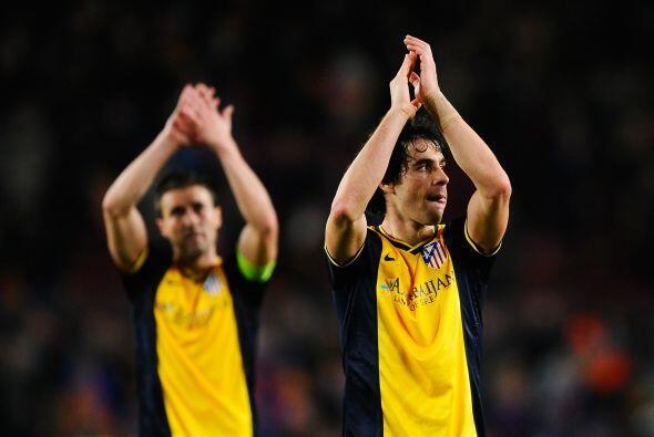 Un empate importante para el Atlético de Madrid, que de momento con este...