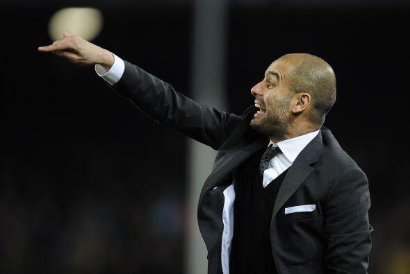 Josep Guardiola, técnico del Barça, insistía a sus pupilos en hacer todo...