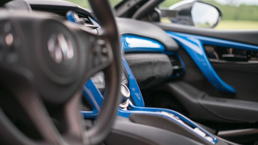 Acura EV 4-Motor