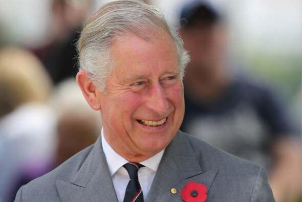 De quien seguro no lo sospechabas es del príncipe Carlos de Inglaterra....