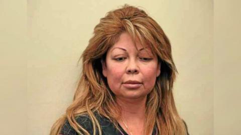 Sandra Yaneth Pérez González, de 48 años.