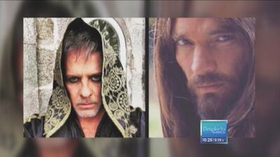 Julián Gil y Alexis Ayala en la pantalla grande con 'El apóstol Santiago'