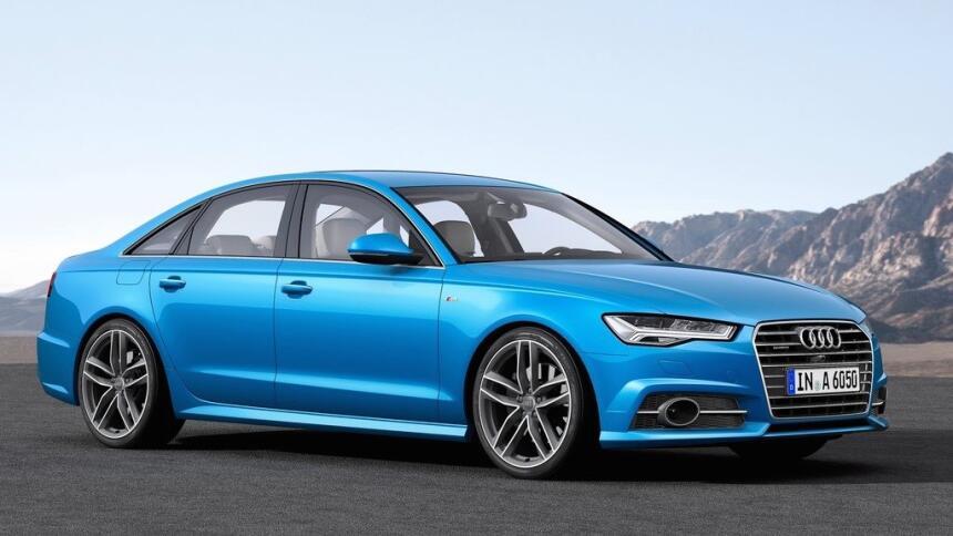 Estos son los autos con el índice de mortalidad más bajo en EEUU Audi-A6...