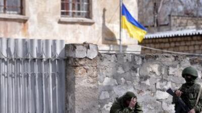 Previo al referéndum, Vladimir Putin alentó la idea de que la región nec...
