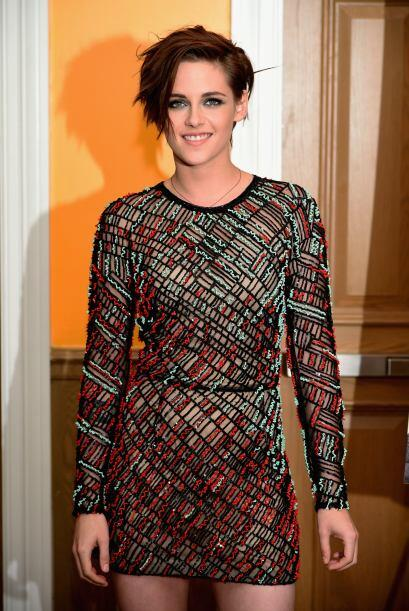 Kristen Stewart, quien se encontrará nuevamente con su 'ex', Robert Patt...