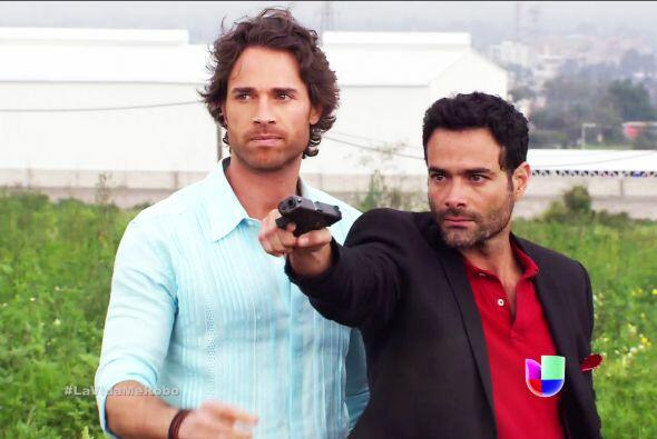 Alejandro y José Luis dejaron atrás sus rencores y juntos enfrentaron al...