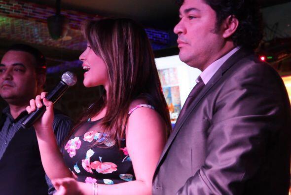 Univision celebró el día de la independencia dominicana junto al senador...