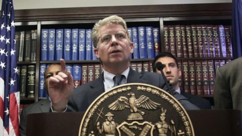 Cyrus R. Vance Jr., fiscal de distrito de Nueva York.