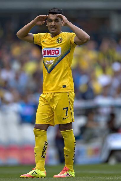 La habilidad con la pelota de Andrés Ríos y su respuesta en el terreno c...