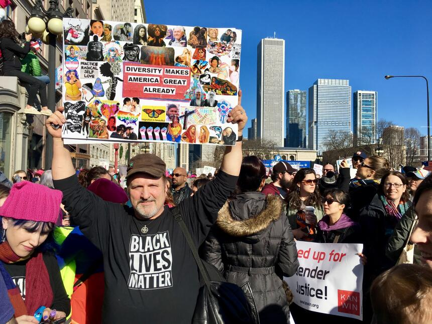 Fotos Marcha Chicago