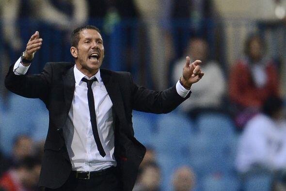 Nuestras figuras son dirigidas por el argentino Diego Simeone, quien tie...
