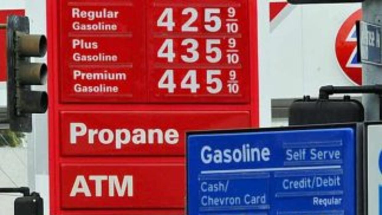 El registro más alto en Chicago a $4.27 y el más barato a $3.54 en Tucso...