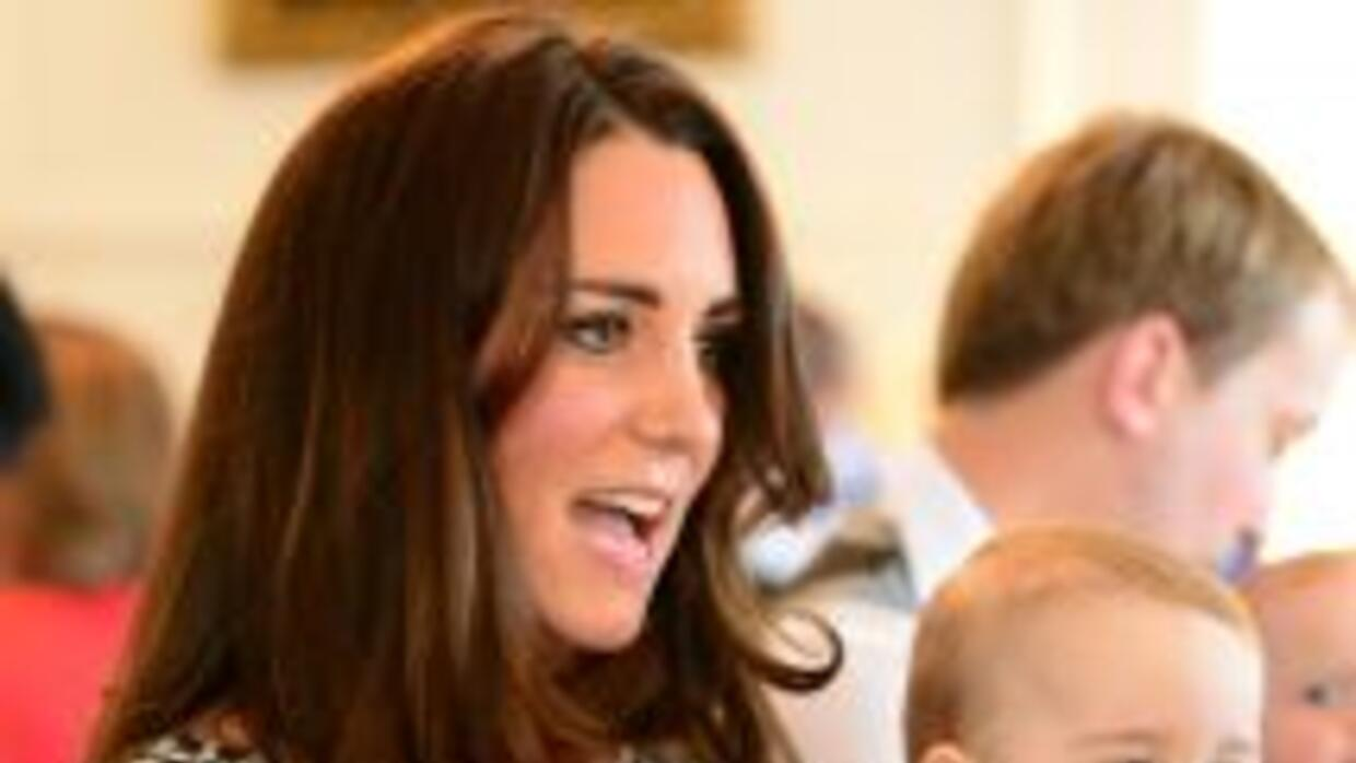 Kate Middleton looks Nueva Zelanda