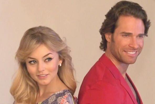 Sus protagonistas, Angelique Boyer y Sebastián Rulli tuvieron dur...