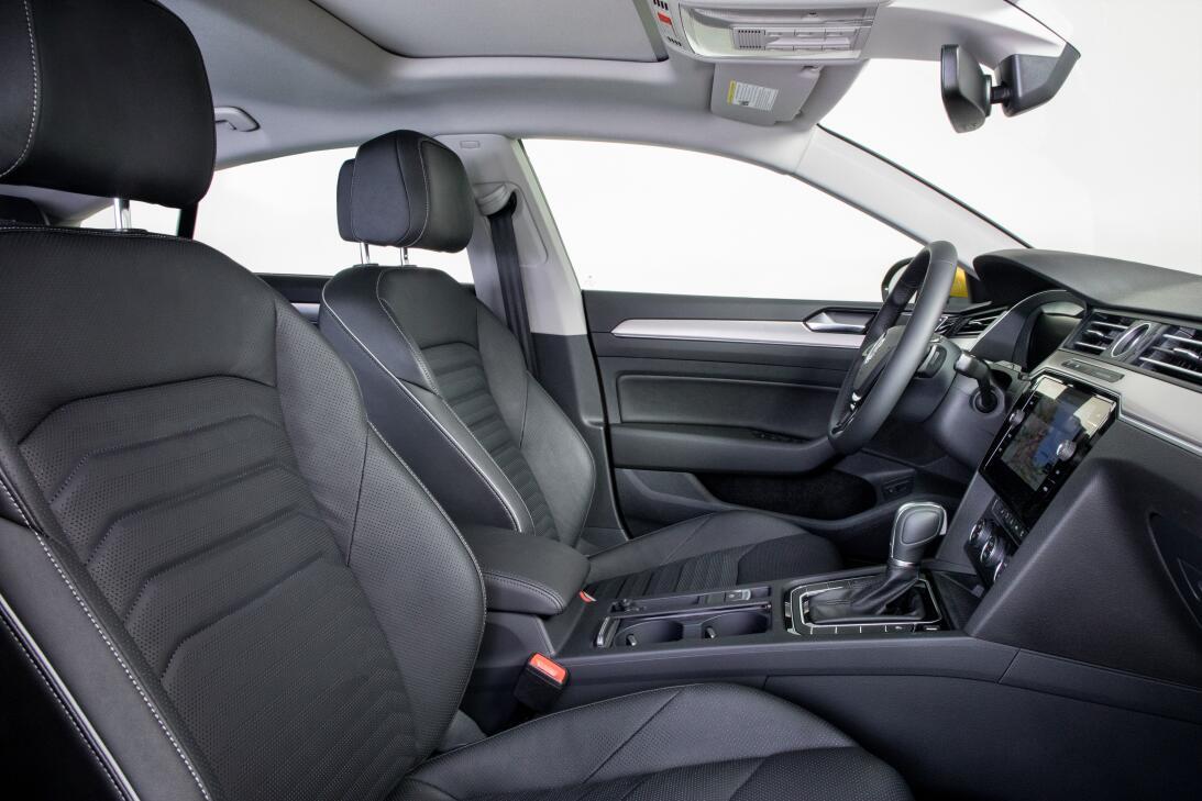 Este es el nuevo Volkswagen Arteon 2019 en imágenes 180204-vw-arteon-360...