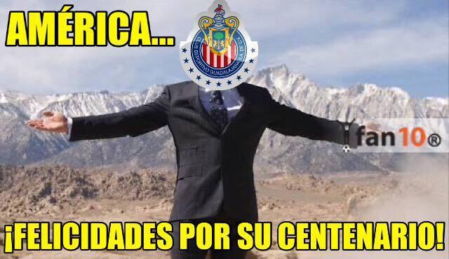 Chivas goleó y 'bailó al América en el clási...