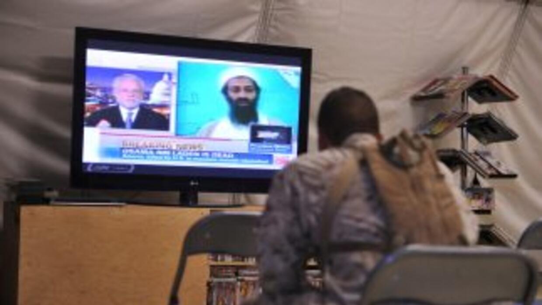 La muerte del jefe de Al Qaida, Osama Bin Laden, causó reacciones dentro...