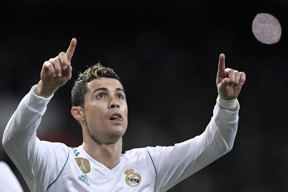 En fotos: Fiesta y exhibición del Real Madrid pensando en el PSG gettyim...