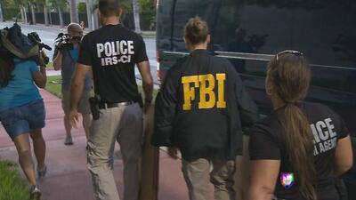 El FBI tomó la sede de CONCACAF en Miami Beach como parte de investigaci...