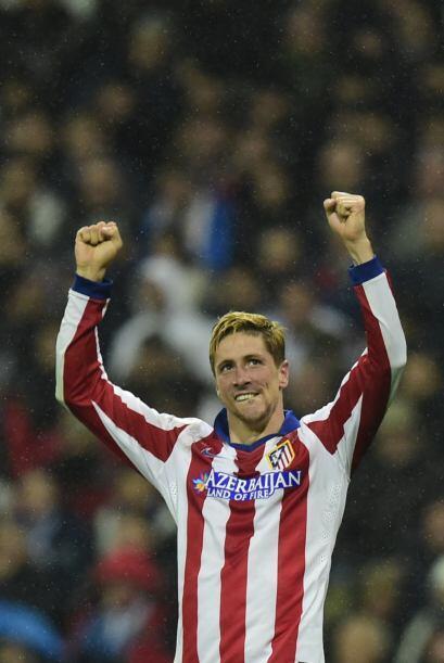 Torres se convertía en el verdúgo del Madrid en su regreso al olímpo del...
