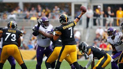 Steelers vs Vikings