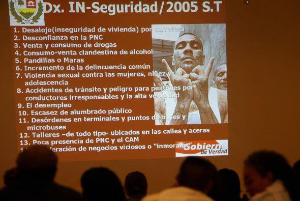 """En Centroamérica tomó el concepto de """"gente alborotadora""""."""