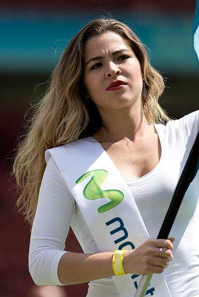 Vota por las porristas del Toluca vs. América del Clausura 2014 de la Li...