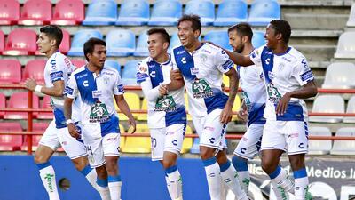En fotos: Pachuca no se toca el corazón y con triplete de José Ulloa elimina a Tapachula