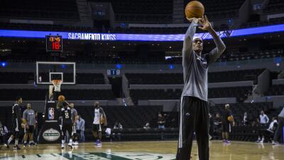 Celtics y los Kings se enfrentan el jueves en la capital mexicana.