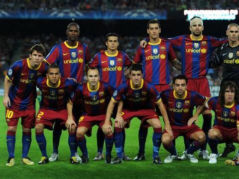 El Barcelona llega al 'Derby' español ante su enemigo hist&oacute...