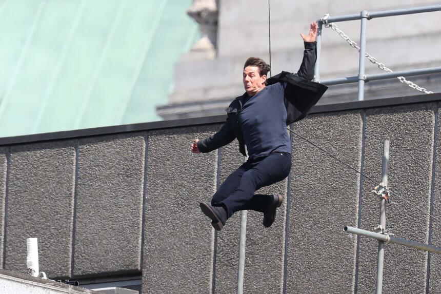 Tom Cruise es quien da vida al agente Ethan Matthew Hunt en 'Misión...