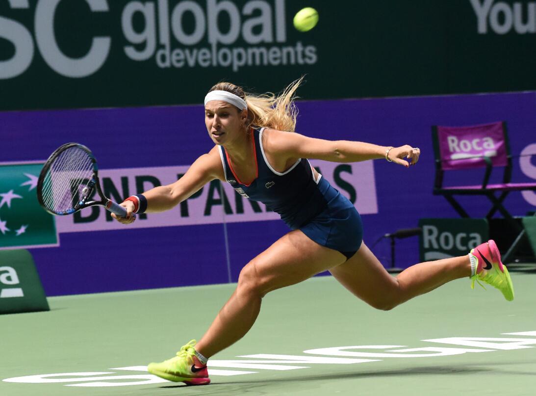 ¿Quién es Dominika Cibulkova, la bella ganadora del último gran torneo d...