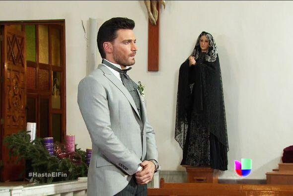 Estás a punto de salirte con la tuya Patricio, te casarás con Sofía y po...