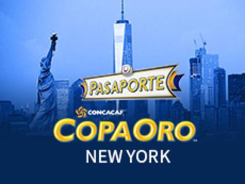 Promo Pasaporte Copa Oro Nueva York