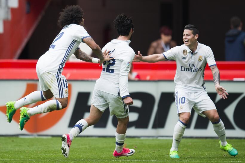 En la pasada temporada, el equipo de Zidane logró el récord de imbatibil...