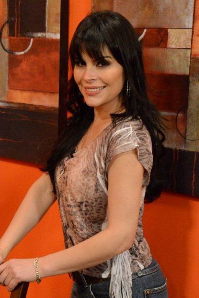 María Raquenel disfrutó de su visita a Noche de Perros.