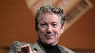 El Senador republicano Rand Paul.
