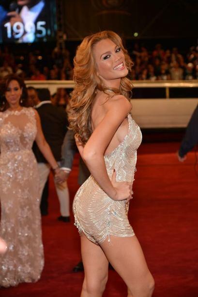 "Zuleyka Rivera comenzará a grabar la novela ""Cosita Linda"" en el mes de..."