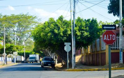 Las calles de Managua poseen una compleja nomenclatura.