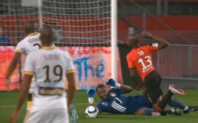 Rennes empata con Lille pero se mantiene arriba