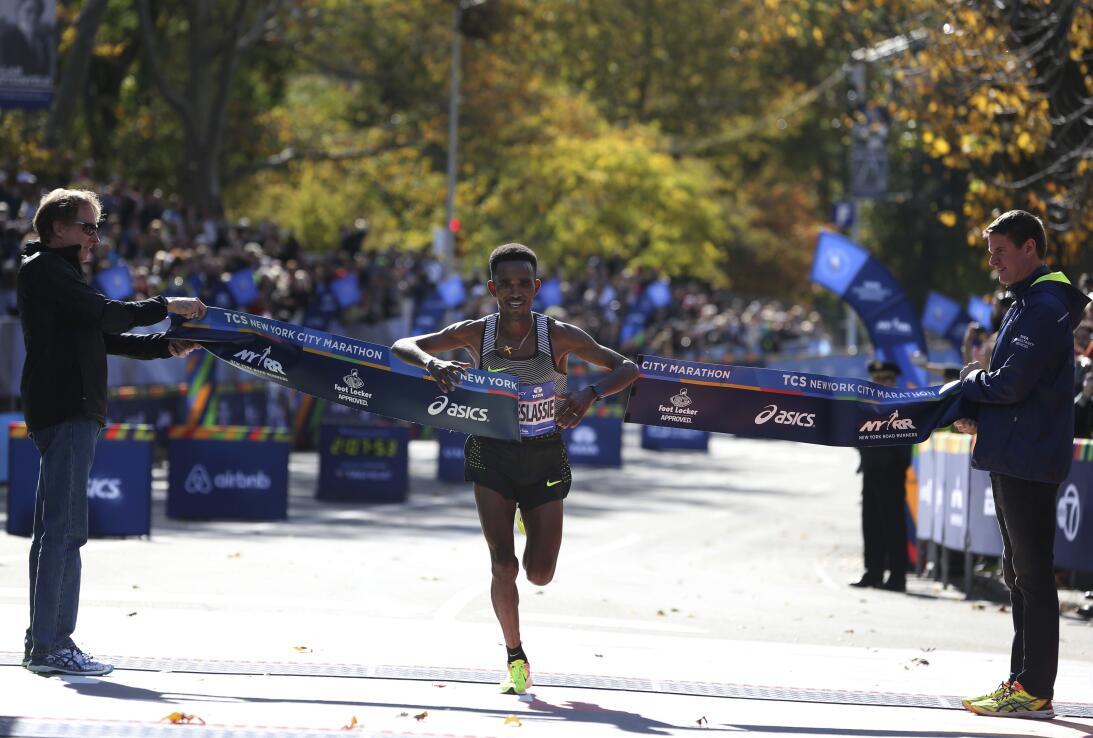 Maratón de Nueva York, entre el color y la competencia AP_16311637799700...